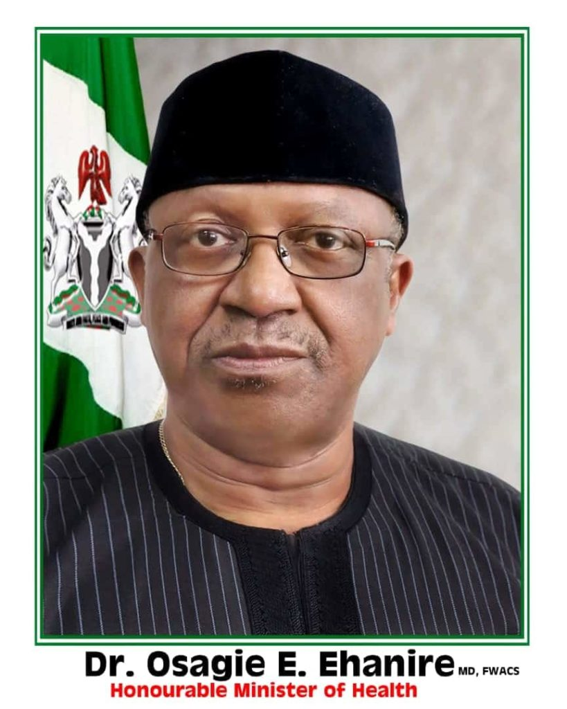 minister for health nigeria
