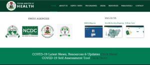 ministry of health Nigeria