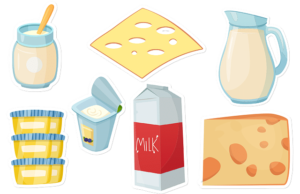 cutting out dairy